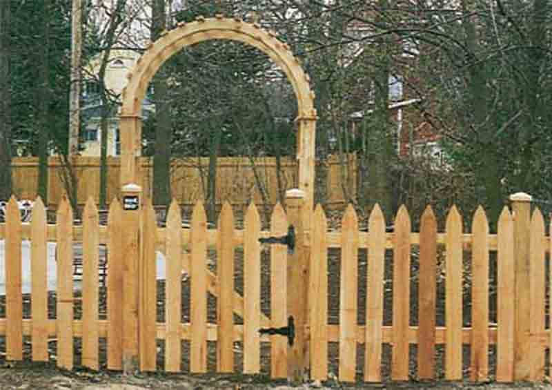 Custom Wood Fences Western Red Cedar Wood Fence Fenceworks